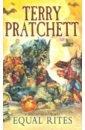 Pratchett Terry Equal Rites it s a green thing