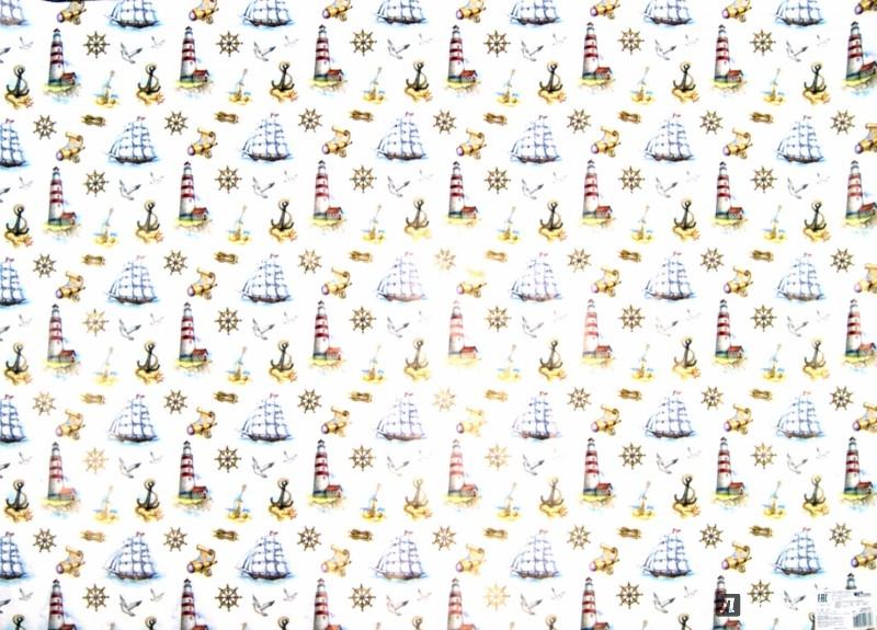 Иллюстрация 1 из 2 для Бумага упаковочная (32577) | Лабиринт - канцтовы. Источник: Лабиринт