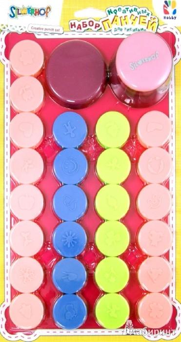 Иллюстрация 1 из 6 для HOBBY. Набор креативных панчей для тиснения (394027)   Лабиринт - игрушки. Источник: Лабиринт