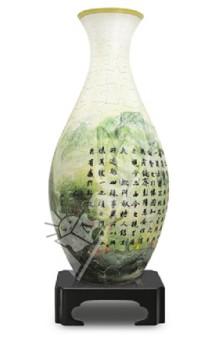 3D Пазл Ваза Китайские мотивы 160 деталей (S1005) Pintoo