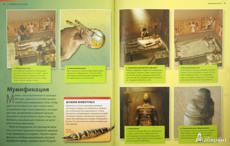 Иллюстрация 1 из 24 для Гробницы фараонов | Лабиринт - книги. Источник: Лабиринт