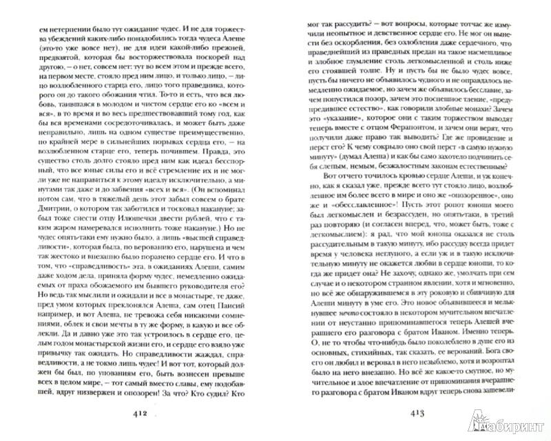 Иллюстрация 1 из 19 для Братья Карамазовы - Федор Достоевский   Лабиринт - книги. Источник: Лабиринт