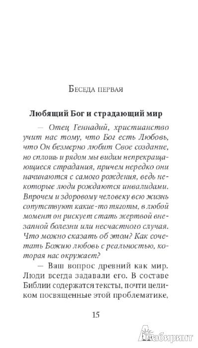 Иллюстрация 1 из 23 для Жизнь до и после Крещения: десять бесед с протоиереем Геннадием Фастом - Геннадий Протоиерей | Лабиринт - книги. Источник: Лабиринт