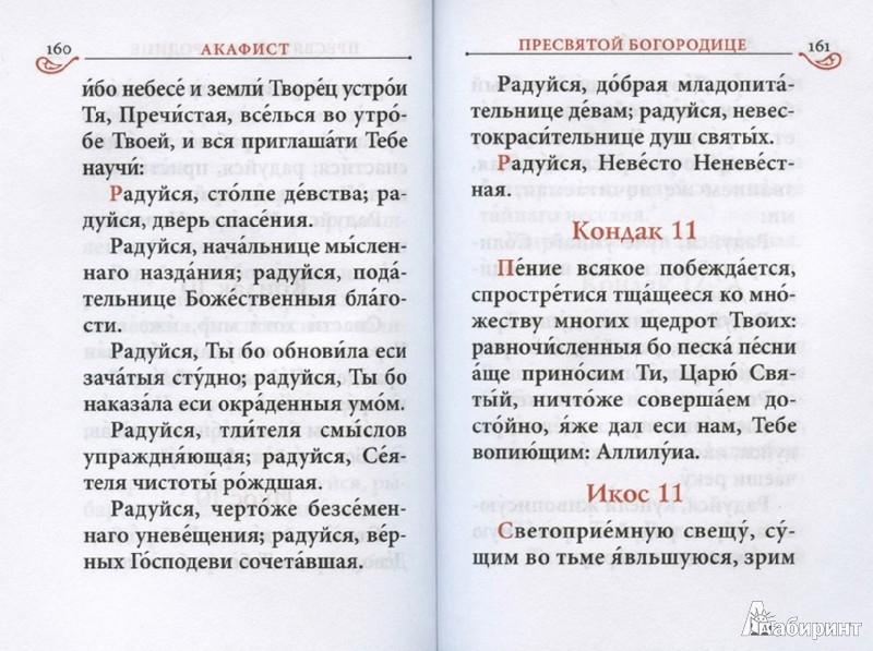 Иллюстрация 1 из 3 для Православный молитвослов (карманный) на церковно-славянском языке | Лабиринт - книги. Источник: Лабиринт