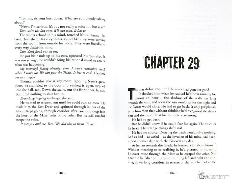 Иллюстрация 1 из 22 для Maze Runner - James Dashner | Лабиринт - книги. Источник: Лабиринт