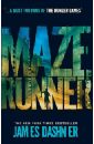 Maze Runner (Intern. bestseller), Dashner James