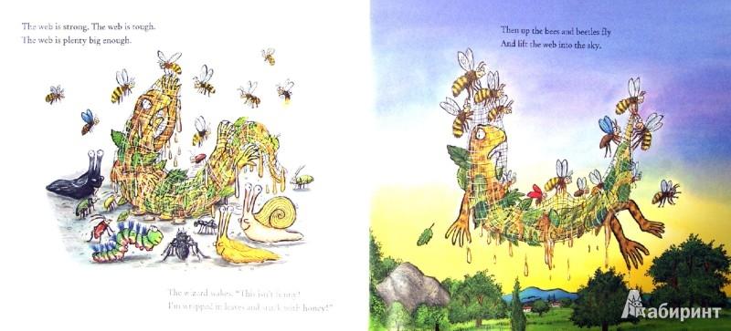 Иллюстрация 1 из 12 для Superworm - Julia Donaldson | Лабиринт - книги. Источник: Лабиринт