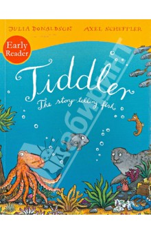 Tiddler. The story-telling fish. Early Reader виниловая пластинка rod stewart every picture tells a story