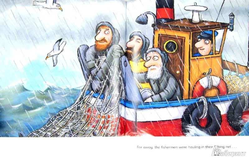 Иллюстрация 1 из 24 для Tiddler. The story-telling fish. Early Reader - Julia Donaldson | Лабиринт - книги. Источник: Лабиринт