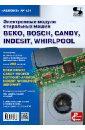 Электронные модули стиральных машин BEKO, BOSCH, CANDY, INDESIT, WHIRLPOOL электронные модули стиральных машин