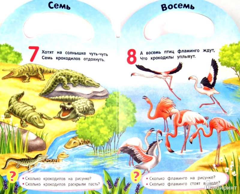 Иллюстрация 1 из 9 для Цифры | Лабиринт - книги. Источник: Лабиринт