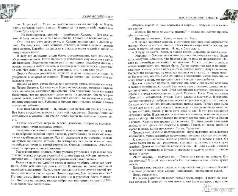 Иллюстрация 1 из 9 для Коллекция избранных романов. Книга 10 - Джеймс Чейз | Лабиринт - книги. Источник: Лабиринт