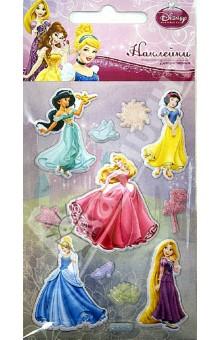 """Радужные наклейки """"Disney. Принцессы 2"""" (DsW04)"""