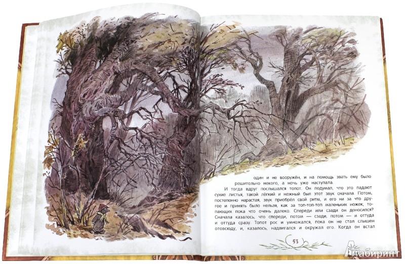 Иллюстрация 1 из 60 для Ветер в ивах - Кеннет Грэм | Лабиринт - книги. Источник: Лабиринт