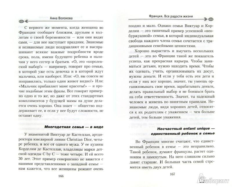 Иллюстрация 1 из 17 для Франция. Все радости жизни - Анна Волохова | Лабиринт - книги. Источник: Лабиринт