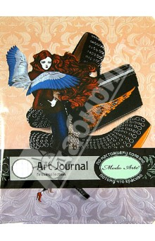 Бизнес-блокнот Modo Arte Fetiche А5 (4014Е) блокнот в пластиковой обложке моне терраса в сент адресс формат а5 160 стр арте