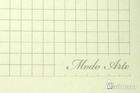 """Иллюстрация 1 из 3 для Бизнес-блокнот Modo Arte """"Fetiche"""" А6 (9008E)   Лабиринт - канцтовы. Источник: Лабиринт"""