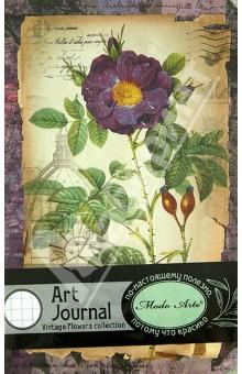 """Бизнес-блокнот Modo Arte """"Flowers"""" А6 (7200)"""