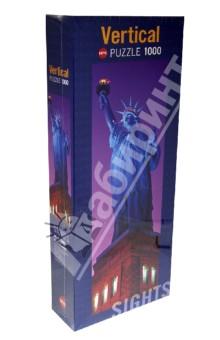 Puzzle-1000 Статуя Свободы (29605) пазлы crystal puzzle 3d головоломка вулкан 40 деталей