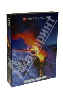 Puzzle-1000 Извержение вулкана Nature (29603) puzzle 1000 сюрприз волк mordillo classics 29171