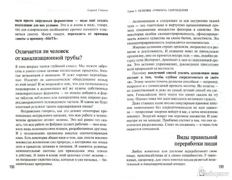 Иллюстрация 1 из 5 для Умное сыроедение - Сергей Гладков | Лабиринт - книги. Источник: Лабиринт