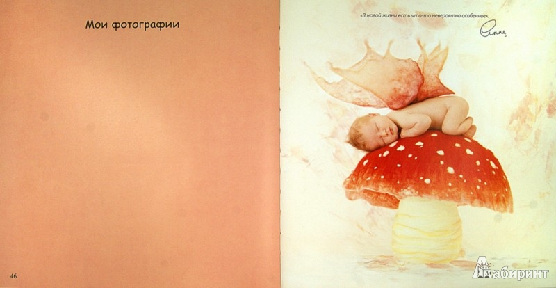 Иллюстрация 1 из 12 для Мои первые пять лет. Книга малыша - Анне Геддес | Лабиринт - сувениры. Источник: Лабиринт