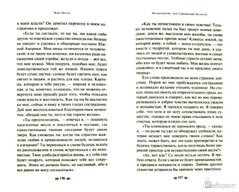 Иллюстрация 1 из 9 для Франкенштейн - Мэри Шелли | Лабиринт - книги. Источник: Лабиринт