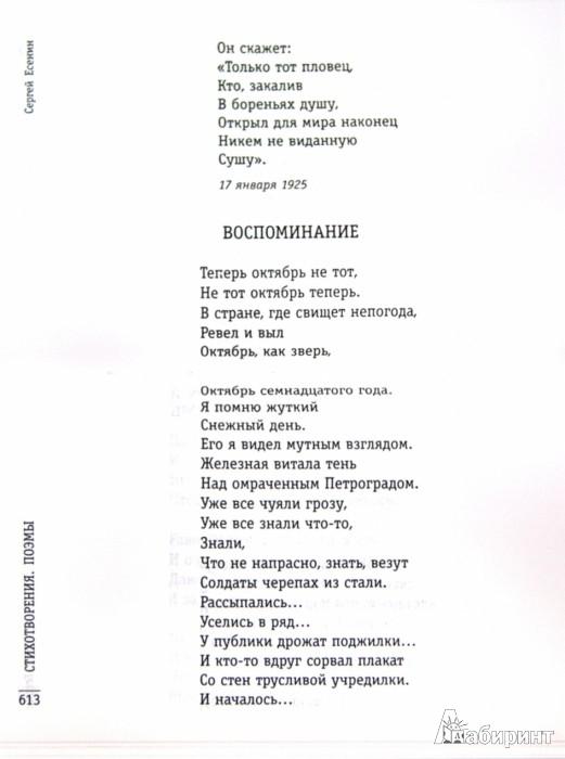 Иллюстрация 1 из 3 для Стихотворения. Поэмы - Сергей Есенин | Лабиринт - книги. Источник: Лабиринт