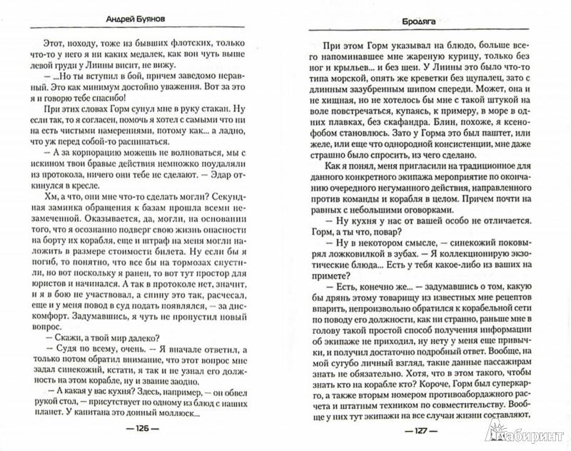 Иллюстрация 1 из 10 для Бродяга - Андрей Буянов | Лабиринт - книги. Источник: Лабиринт