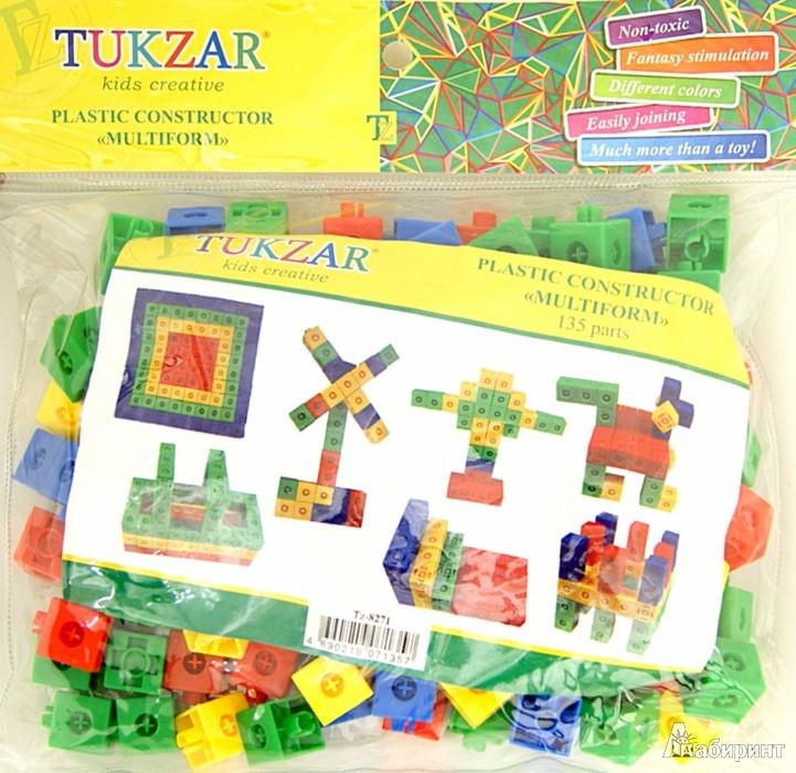 """Иллюстрация 1 из 6 для Конструктор пластиковый """"Multiform"""" (135 деталей) (TZ 8271)   Лабиринт - игрушки. Источник: Лабиринт"""