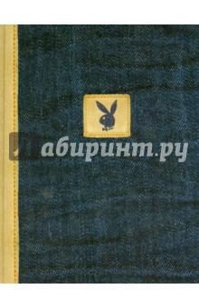 """Тетрадь общая """"PlayBoy. Denim"""" (А5, 80 листов, в клетку, твердая обложка) (36421-PL/DN)"""