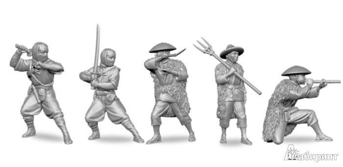 Иллюстрация 1 из 2 для Разведчики-ниндзя (6406) | Лабиринт - игрушки. Источник: Лабиринт