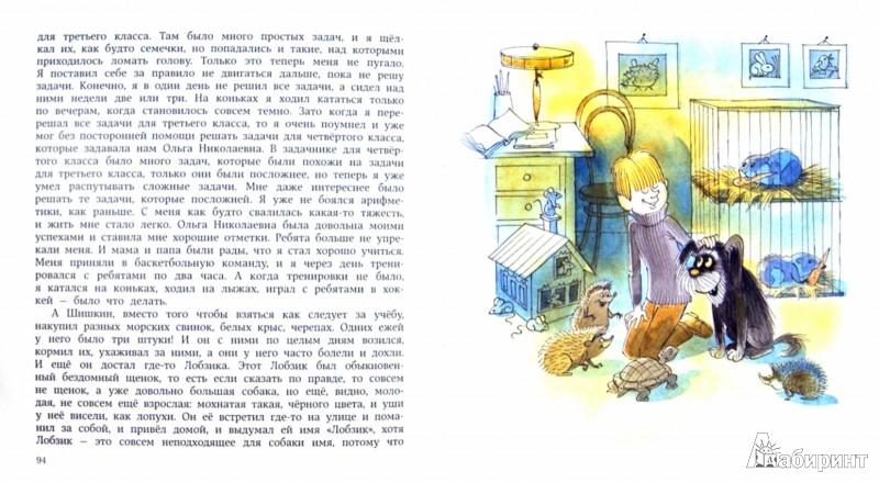 Иллюстрация 1 из 30 для Витя Малеев в школе и дома - Николай Носов | Лабиринт - книги. Источник: Лабиринт