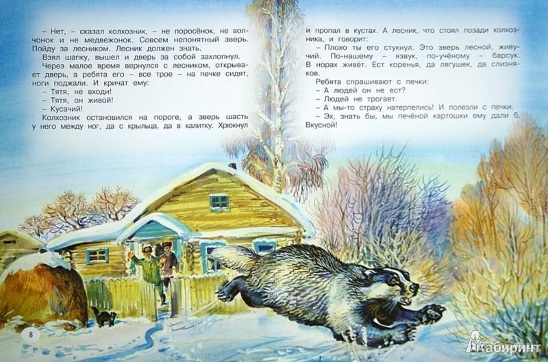 Иллюстрация 1 из 54 для Непонятный зверь - Виталий Бианки | Лабиринт - книги. Источник: Лабиринт