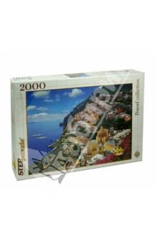 Step Puzzle-2000 Италия. Побережье Амалфи (84022) puzzle 2000 замок ужаса loup 26127