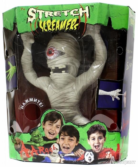 Иллюстрация 1 из 2 для Фигурка Stretch Screamer Мумия 28 см. (44939)   Лабиринт - игрушки. Источник: Лабиринт