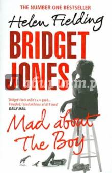 Bridget Jones. Mad About the Boy about a boy