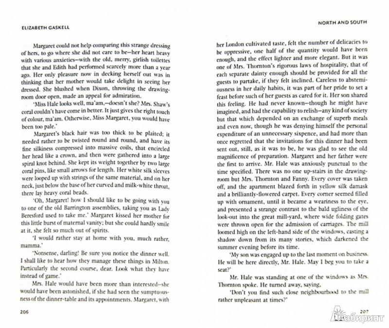 Иллюстрация 1 из 13 для North and South - Elizabeth Gaskell | Лабиринт - книги. Источник: Лабиринт