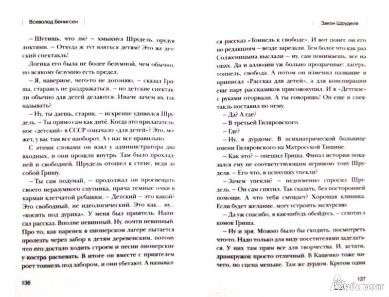Иллюстрация 1 из 5 для Закон Шруделя - Всеволод Бенигсен | Лабиринт - книги. Источник: Лабиринт