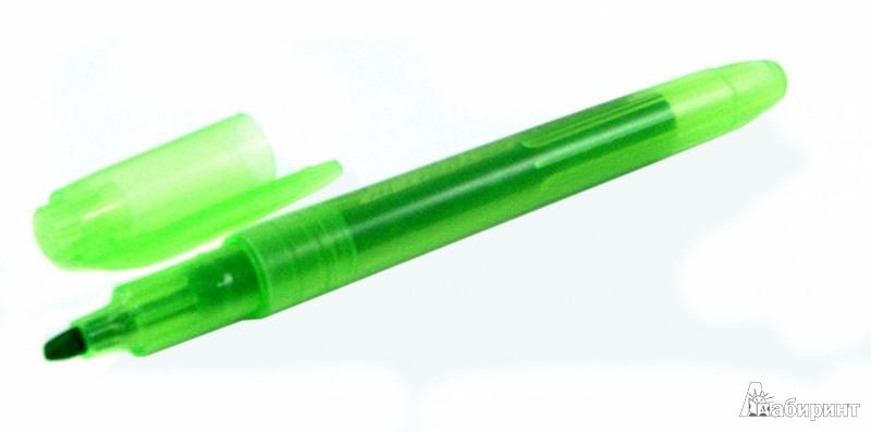 Иллюстрация 1 из 3 для Текстовыделитель зеленый(Н-500)   Лабиринт - канцтовы. Источник: Лабиринт