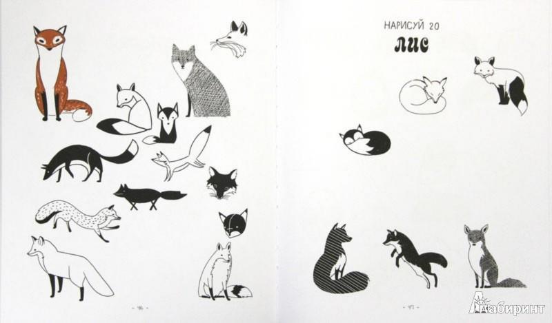 Иллюстрация 1 из 32 для 20 способов нарисовать кошку и 44 других удивительных животных - Джулия Куо | Лабиринт - книги. Источник: Лабиринт