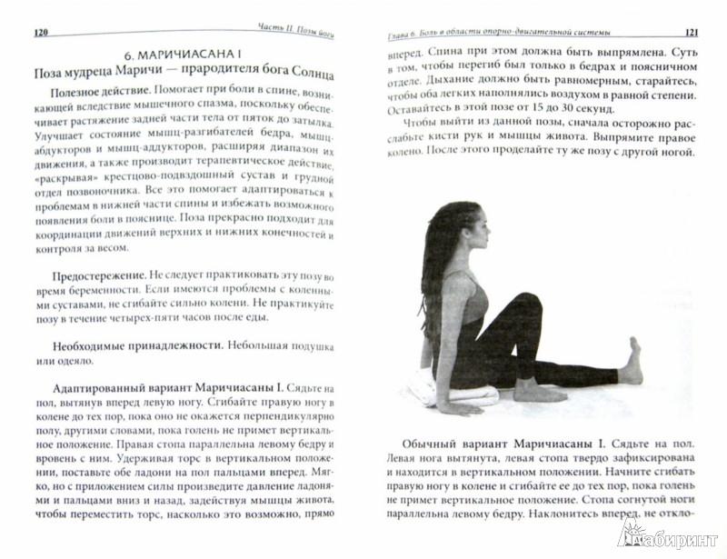Иллюстрация 1 из 6 для Йога для спины - Фишмен, Эрдмен | Лабиринт - книги. Источник: Лабиринт