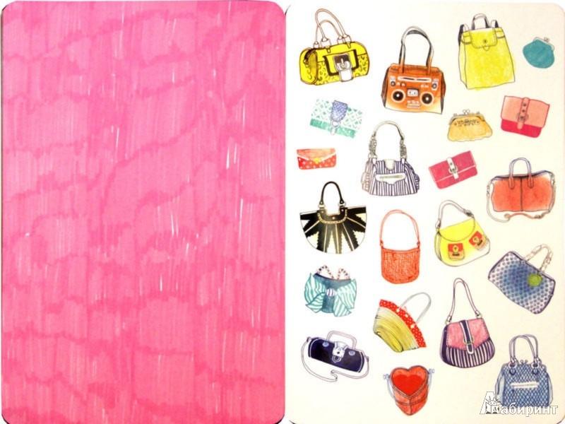 Иллюстрация 1 из 13 для Аксессуары (со стикерами) - Хенни Хэворт   Лабиринт - книги. Источник: Лабиринт