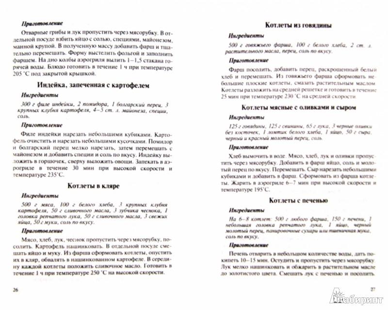 Иллюстрация 1 из 16 для Готовим в аэрогриле - Владимир Хлебников | Лабиринт - книги. Источник: Лабиринт