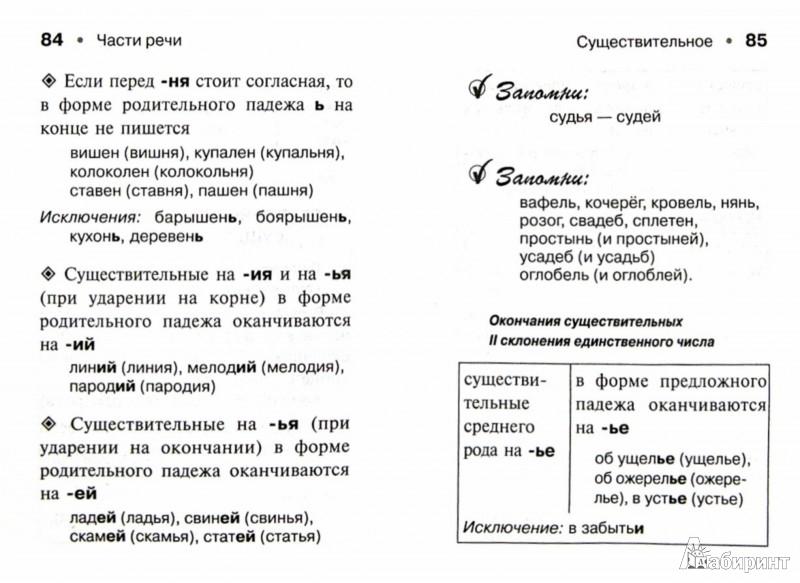 Иллюстрация 1 из 5 для Все правила русского языка - Сергей Матвеев | Лабиринт - книги. Источник: Лабиринт