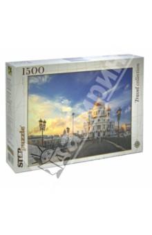 "Step Puzzle-1500 ""Храм Христа Спасителя"" (83053)"