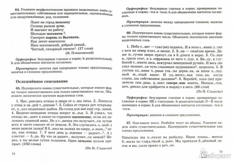 Иллюстрация из для Русский язык класс Контрольные и  Иллюстрация 1 из 12 для Русский язык 5 класс Контрольные и диагностические работы к