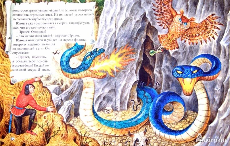 Иллюстрация 1 из 21 для Заморские сказки | Лабиринт - книги. Источник: Лабиринт