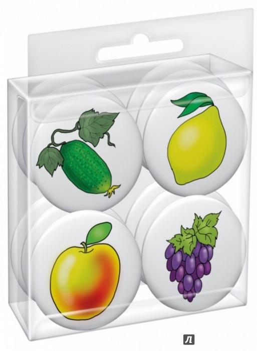 Иллюстрация 1 из 3 для Овощи, фрукты (12 пуговиц) | Лабиринт - сувениры. Источник: Лабиринт