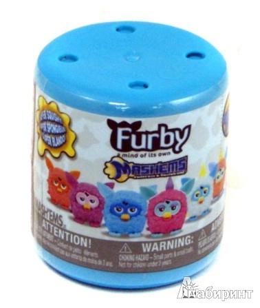 Иллюстрация 1 из 3 для Фигурка-мялка  Furby  (51961-0020070-01) | Лабиринт - игрушки. Источник: Лабиринт